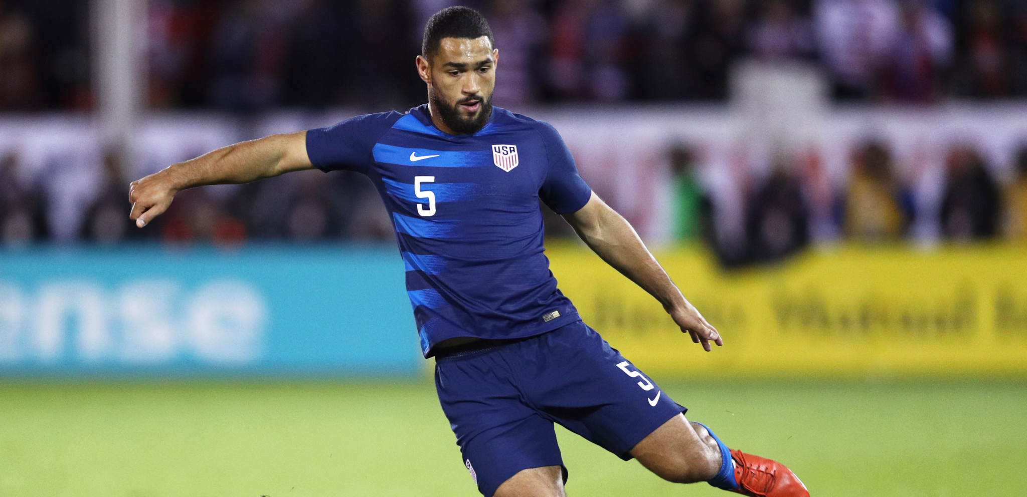 Cameron Carter Vickers Profile Stats And News Tottenham Hotspur
