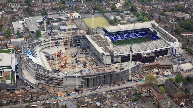 New Stadium Capacity Increase