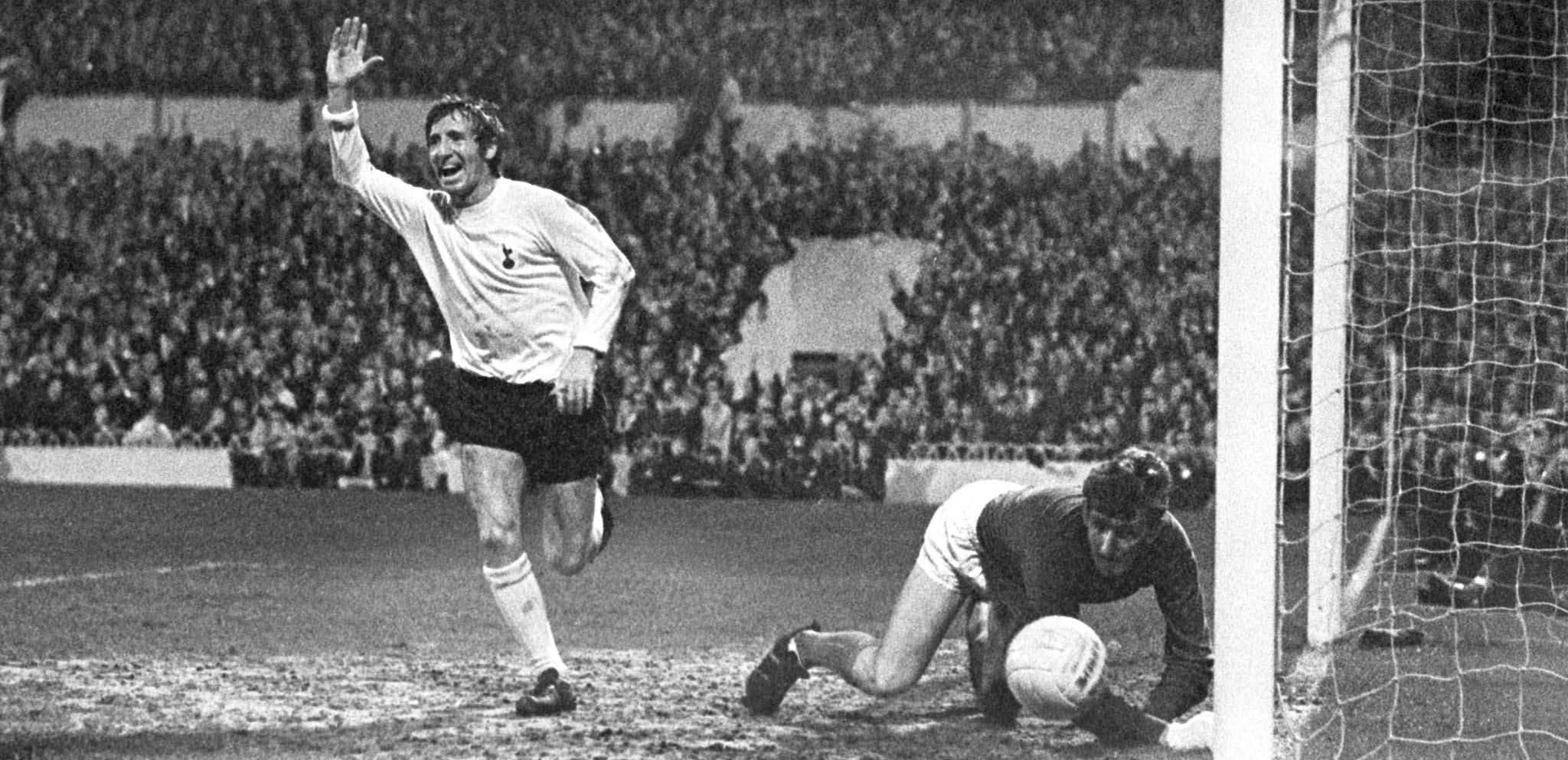 Cliff Jones – 85 today! | Tottenham Hotspur