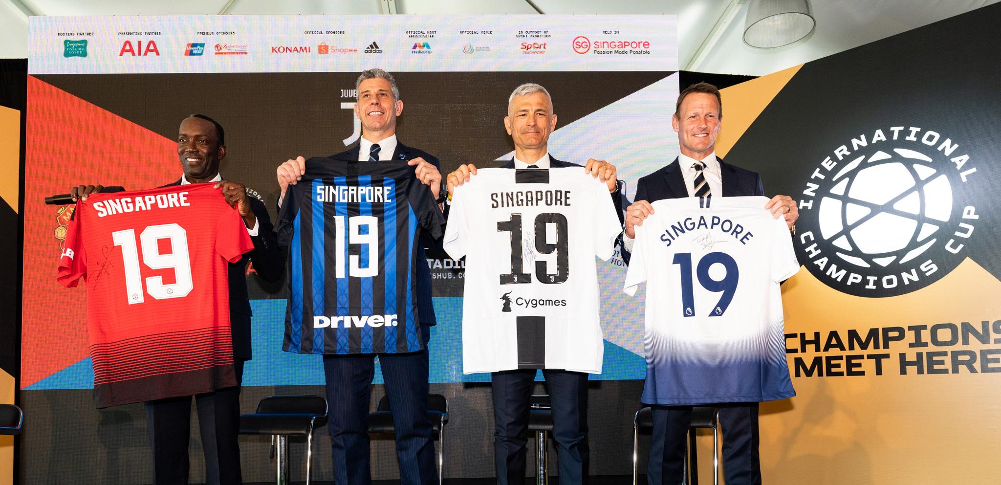 ICC 2019 tổ chức tại Singapore