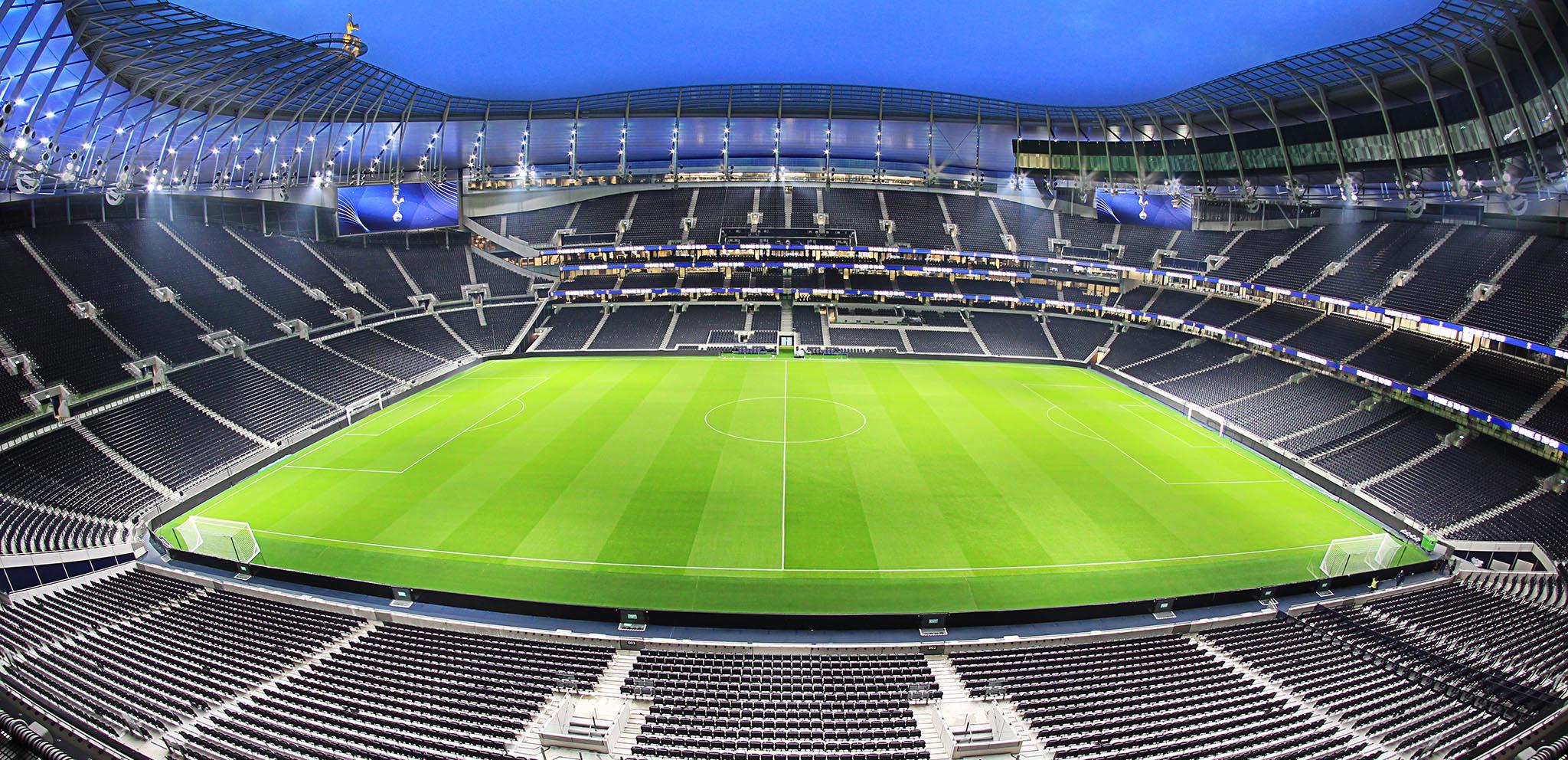 Resultado de imagen para Tottenham Hotspur Stadium