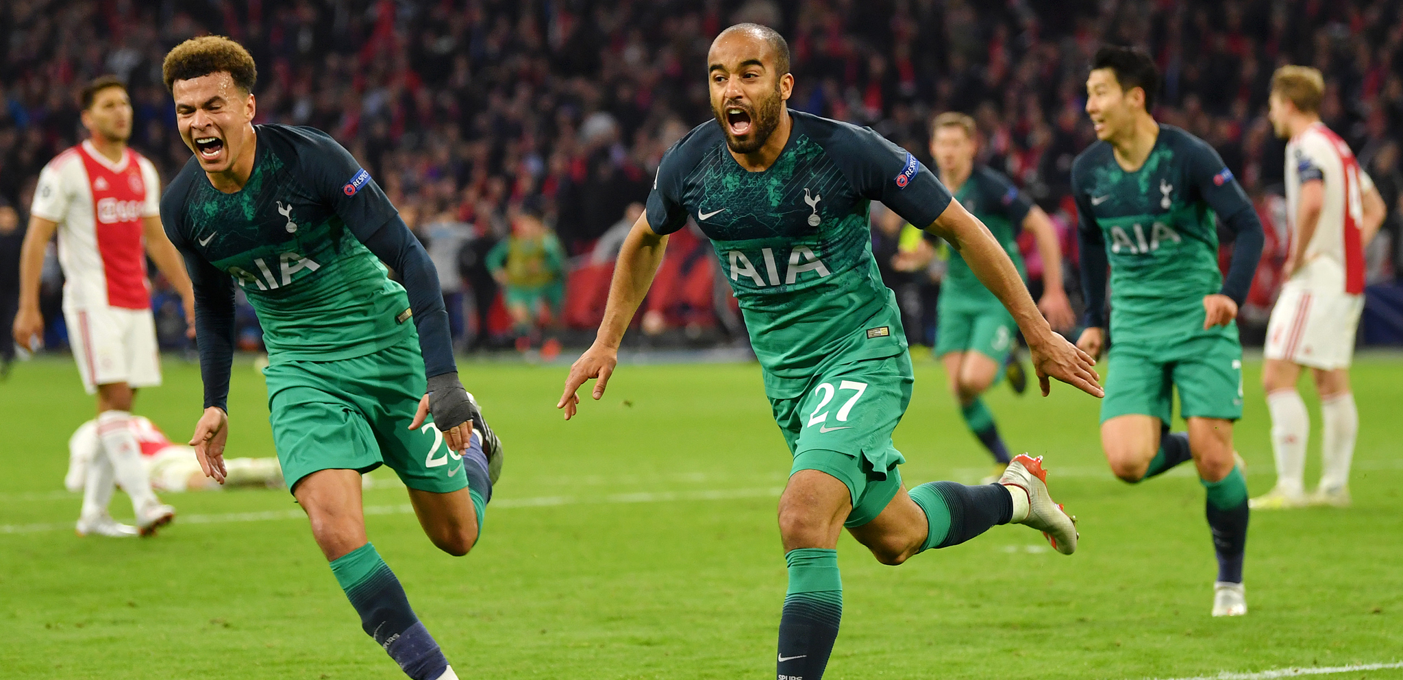 The Untold Story Of Our Green Champions League Kit Tottenham Hotspur