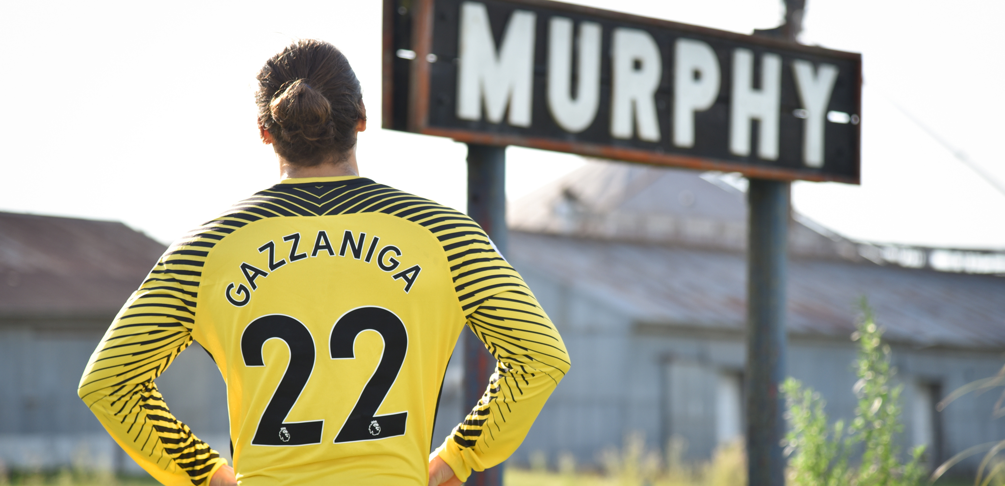 buy popular d35c3 37f71 Murphy: The Argentine town united by Pochettino, Gazzaniga ...
