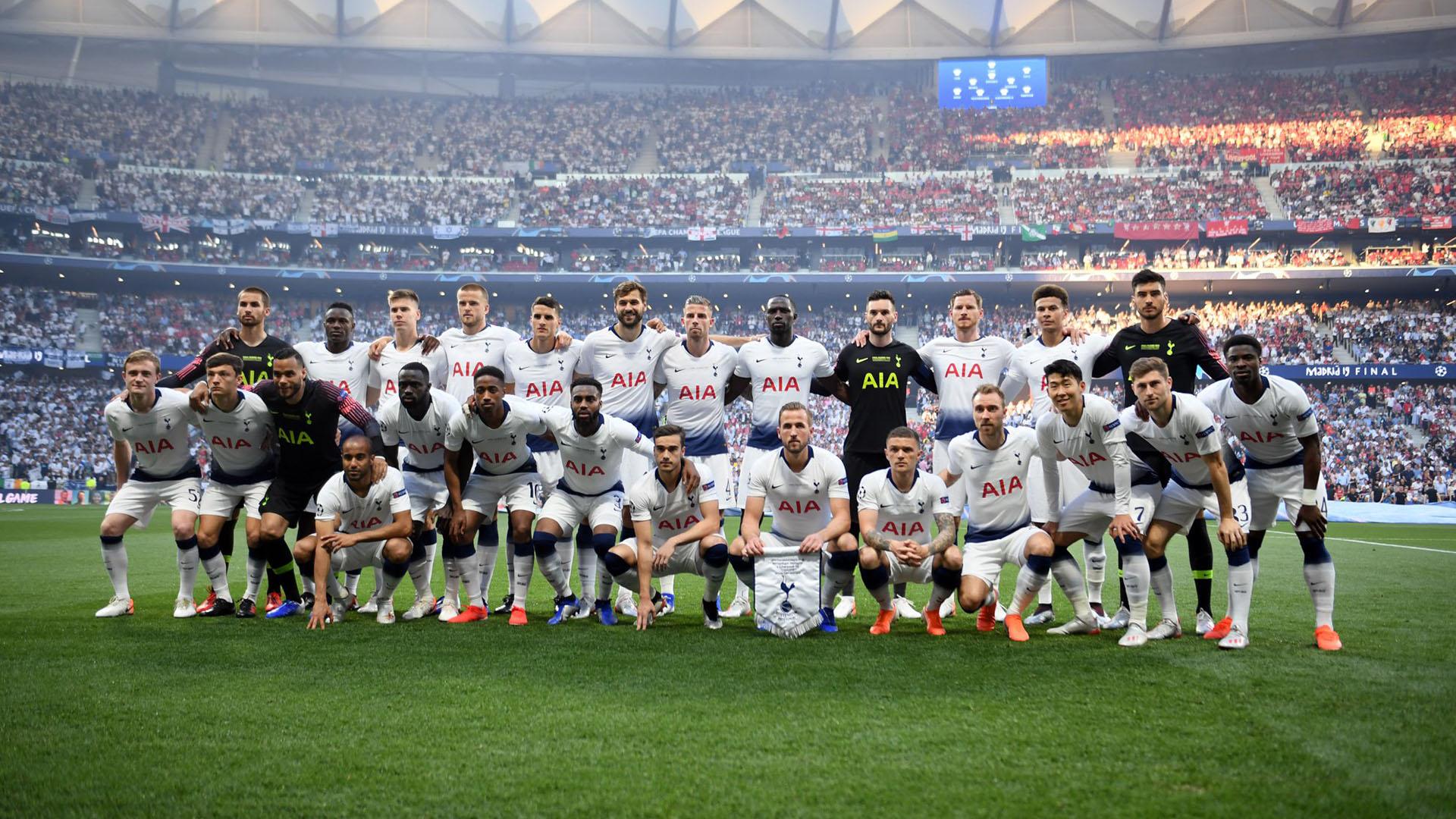 d6e7b404ced Official Spurs Website | Tottenham Hotspur