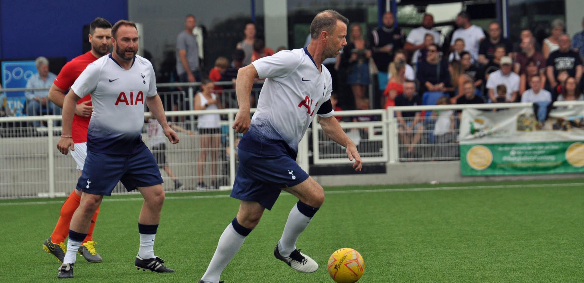 Legends in form heading to Maidstone | Tottenham Hotspur