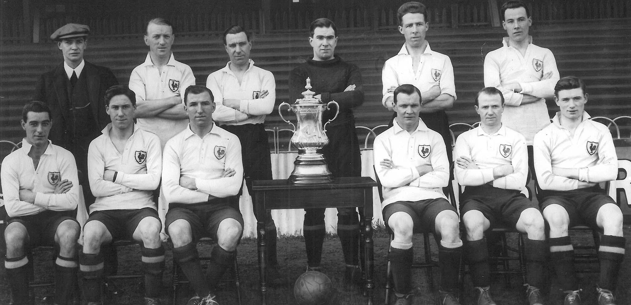 Spurs Trophies Honours Tottenham Hotspur