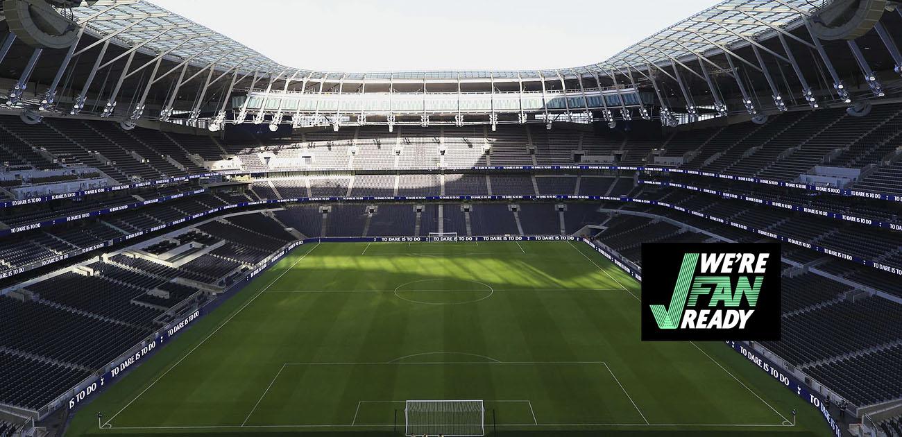 Inside The Stadium Stadium Tottenham Hotspur