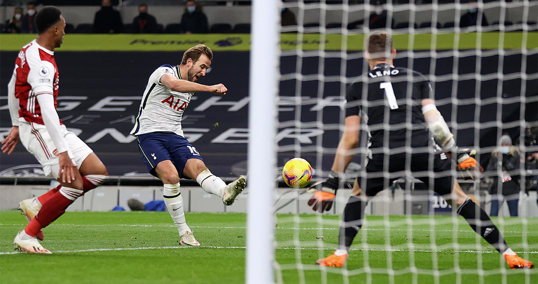 Harry Kane All Time Record Goalscorer In The North London Derby Tottenham Hotspur